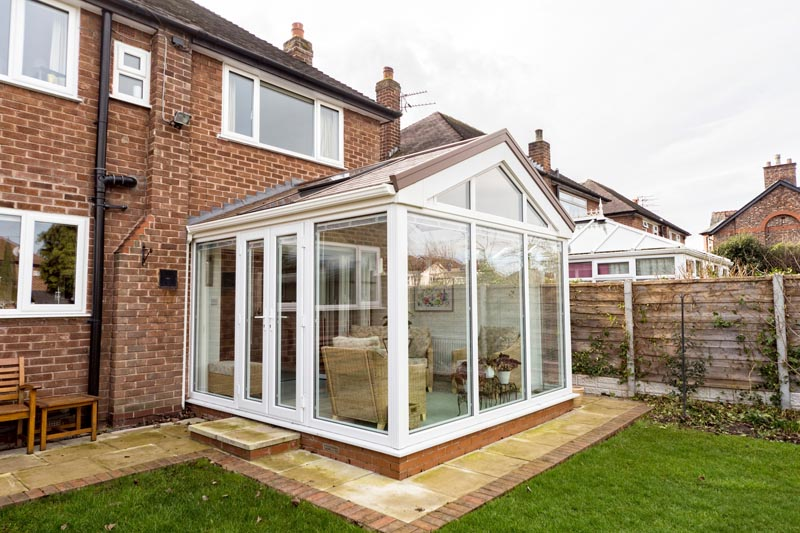 Solid Tiled Roof Norfolk | Solid Roof For Conservatory