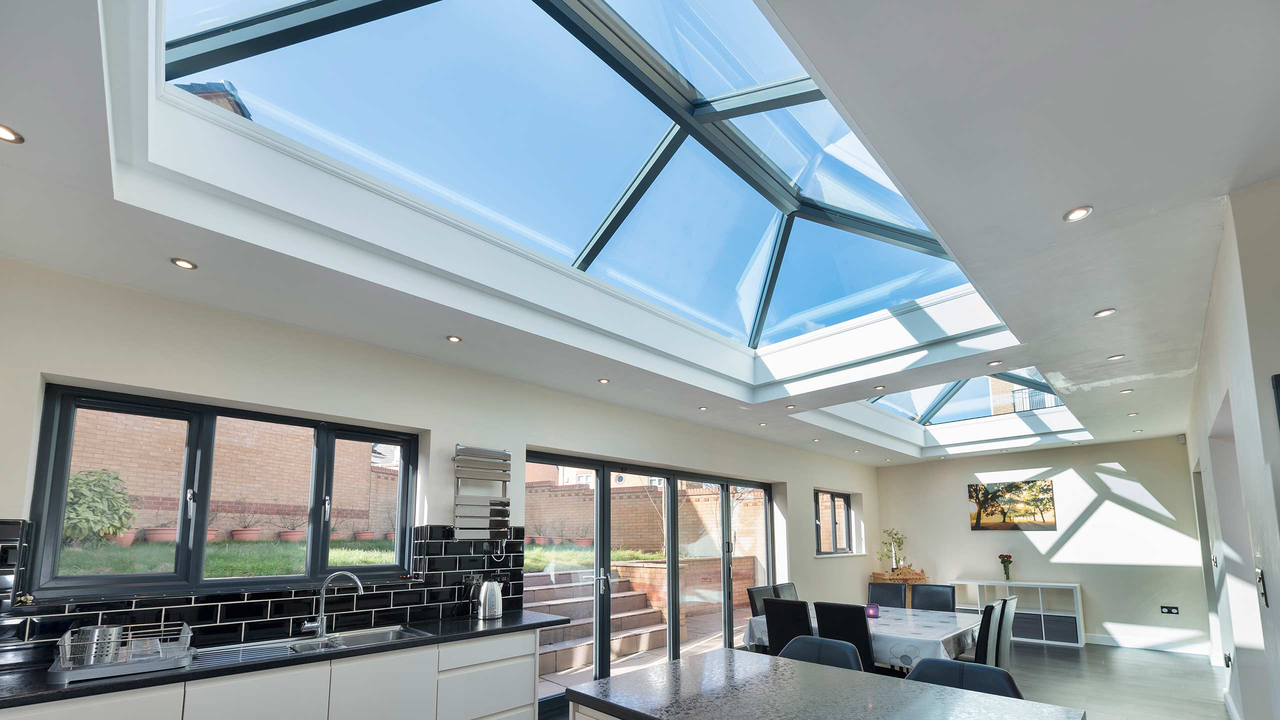 Ultra Sky Roof Lights Conservatory Companies Suffolk