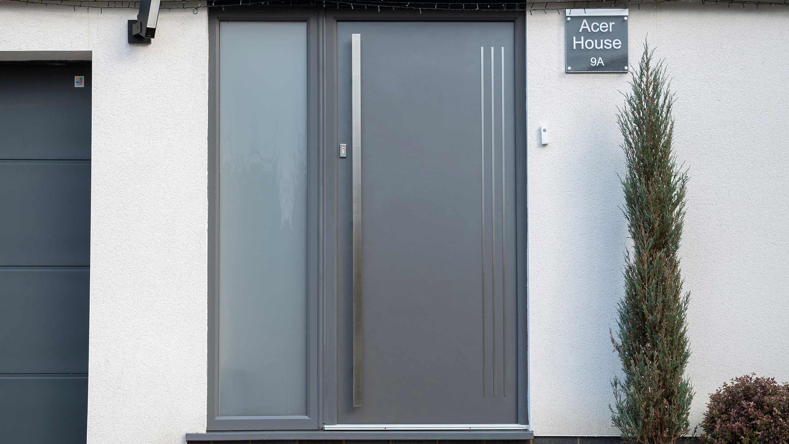 Modern Front Doors Norfolk Contemporary Doors Suffolk